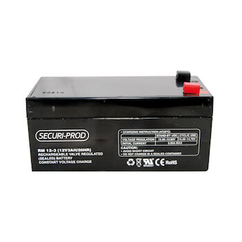 12 Volt Battery 3Ah